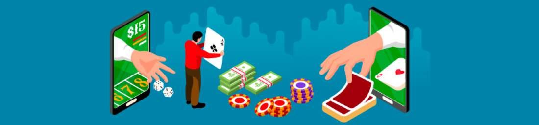 Casino en teléfono